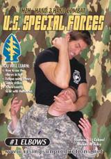 US Special Forces H2H Elbows