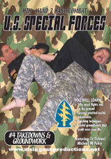 US Special Forces H2H Takedowns-Locks-Arm Bars