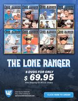The Lone Ranger Box Set ( 8 DVDs )