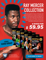 Ray Mercer Collection Special Box Set ( 6 DVDs + Free Hand Wrap )