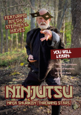 Ninjutsu Ninja Shuriken ( Throwing Stars ) - Stephen Hayes ( Download )