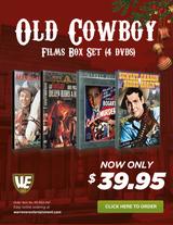 Old Cowboy Films Holiday Box Set