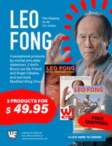 Leo Fong Special Box Set ( 2 DVDs + 1 Book )