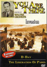 Invasion D-Day and The Liberation of Paris ( Download )