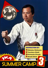 JKA Summer Camp San Diego CA USA  Vol. 3 ( Download )