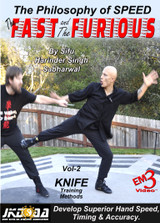 Fast and Furious Vol. 2 Knife Training Methods