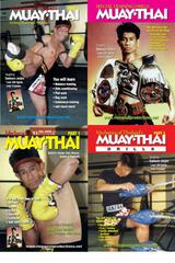 Muay Thai Master Janjira  Box Set   (4  DVDs) -  ( Download )