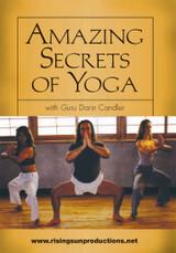 Secrets of Yoga  Box Set ( 3 DVDs )