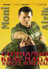 Krav Maga Moni Aizik Box Set ( 2 DVDs ) -  ( Download )