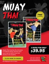 Muay Thai Box Set ( 2 DVDs )