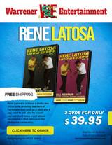 Rene Latosa Box Set ( 2 DVDs )