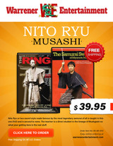 Nito Ryu Musashi   Box Set ( 2 DVDs )