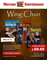 Wing Chujn Box Set ( 3 DVDs )