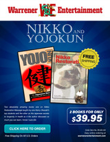 Nikko and Yojokun Box Set ( 2 Books )