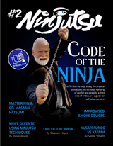 Ninjutsu Magazine #2 - Print Copy