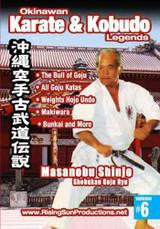 OKKL Masanobu Shinjo Shobukan Goju Ryu Vol. 6