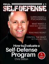 Real Self Defense Magazine #1 Print Copy