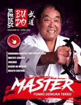 Japanese Budo Magazine #3 - Print Copy
