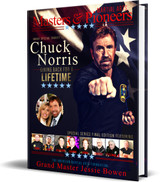 Masters and Pioneers- Chuck Norris
