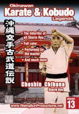 OKKL Chosin Chibana Shorin Ryu Vol. 13