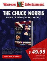 Masters and Pioneers- Chuck Norris .