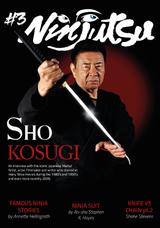Ninjutsu Magazine #3 - Print Copy