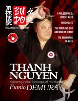 Japanese Budo Magazine #5 - Print Copy
