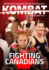 Kombat Magazine #11 Print Copy