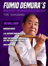 Fumio Demura Ancient Okinawan Kobudo #8 - The Nunchaku
