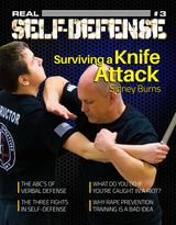 Real Self Defense Magazine #3 Print Copy