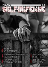 Real Self Defense Magazine #4  - Print Copy