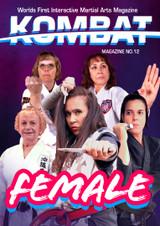 Kombat Magazine #12 - Download ( FREE )