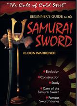 Beginner's Guide to the Samurai Sword- Hard copy