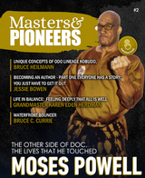Masters and Pioneers Magazine #2 - Print Copy