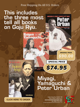 Miyagi, Yamaguchi & Peter Urban - Box Set ( 3 Books )