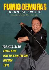 Demura's Japanese Sword - Suishin Ryu Batto Do