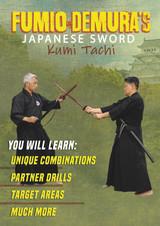 Demura's Japanese Sword - Kami Tachi