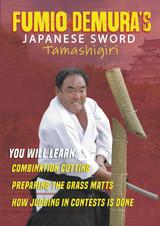 Fumio Demura's Japanese Sword - Tamashigiri