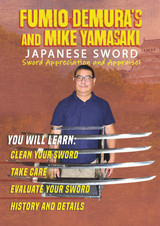 Fumio Demura's and Mike Yamasaki's Japanese Sword -  Sword Appreciation and Appraisel - Download