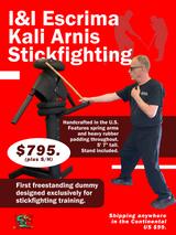 I&I Escrima Kali Arnis Stickfighting
