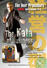 The Kata Of Business Box Set ( 3 DVDs )
