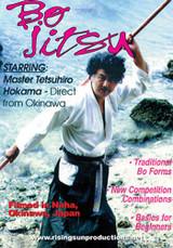 Bo Jitsu starring Master Tetsuhiro Hokama