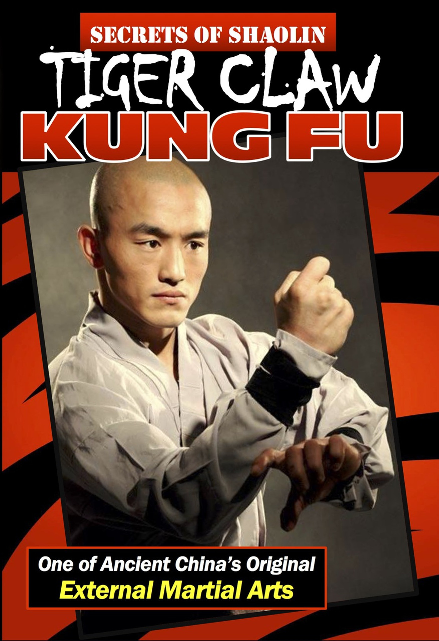Secrets of Shaolin Tiger Claw Kung Fu (Download)