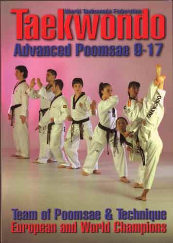 Tae Kwon Do Advanced Poomsae 9-17