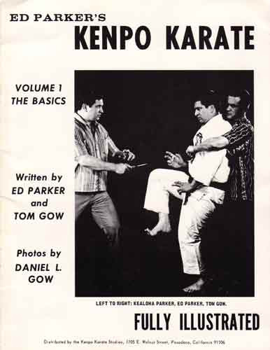 Kenpo Karate - Ed Parker - Vol.1 - The Basics