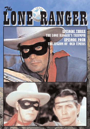 The Lone Ranger - Vol. 2