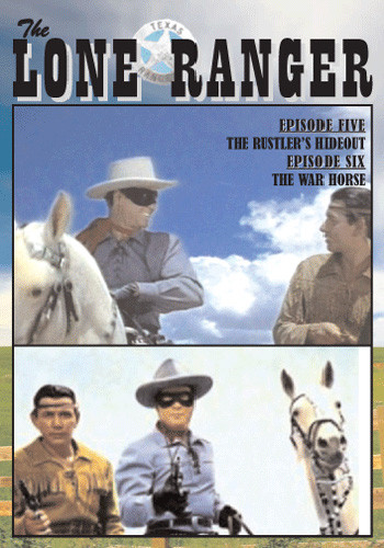 The Lone Ranger - Vol. 3