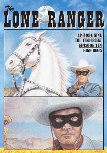 The Lone Ranger - Vol. 5