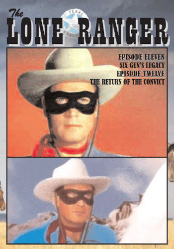 The Lone Ranger - Vol. 6
