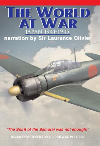 The World At War - Japan 1941-1945